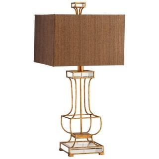 Cyan Design 5203 Pinkston 1 Light Table Lamp - gold leaf