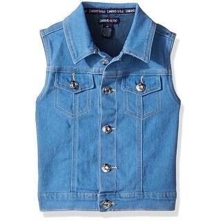 Limited Too Girls 7-16 Denim Vest