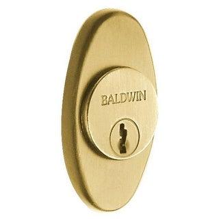 Baldwin 6754 Oval Decorative Cylinder Trim Collar