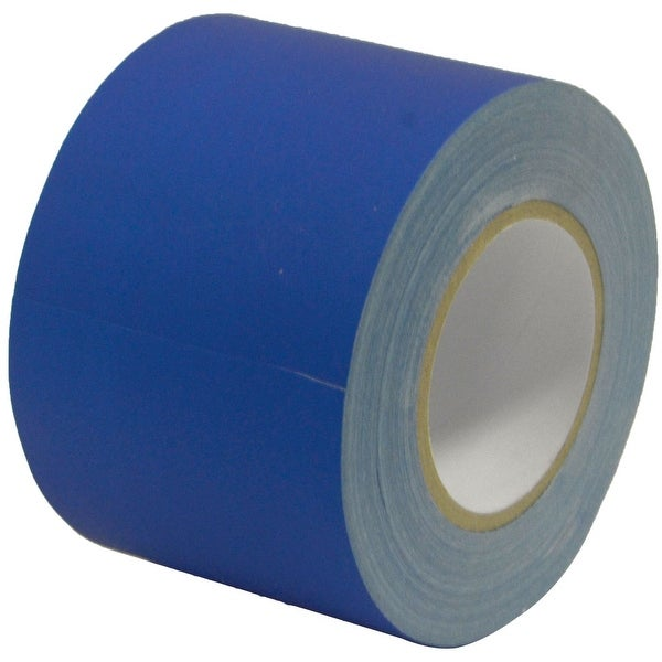 Seismic Audio Gaffer's Tape - Blue 4 inch Roll 60 Yards per Roll Gaffers Tape