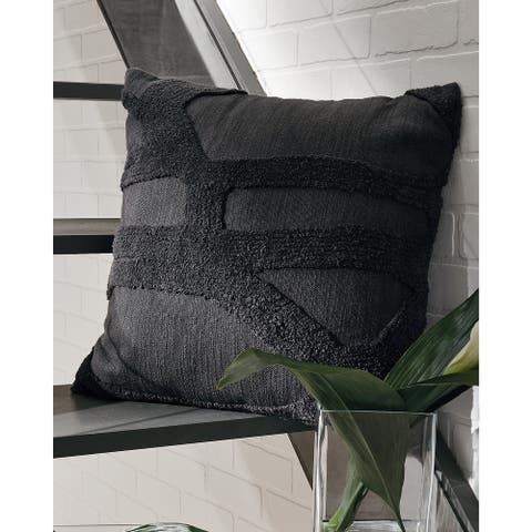 Osage Charcoal Pillow