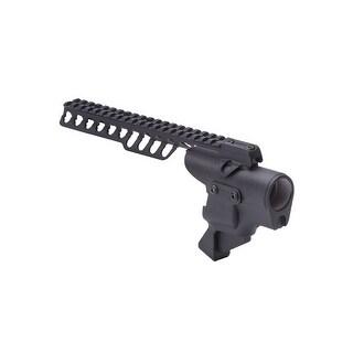 Mesa Tactical High-tube Telescoping Stock Adapter for Remington 870 Shotguns