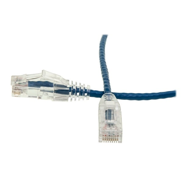 Cat6 Gray Ethernet Patch Cable 75 Foot Snagless//Molded Boot