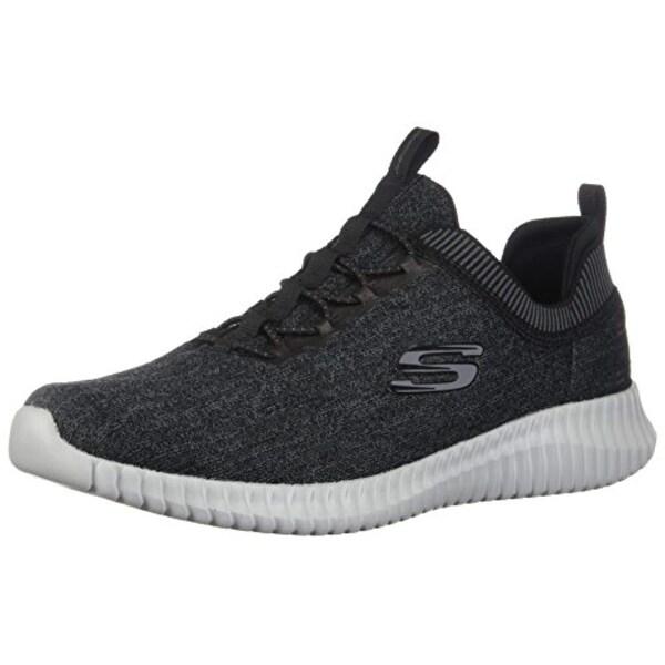 Shop Skechers Elite Flex - Hartnell Black Grey Mens Sneakers - Free  Shipping Today - Overstock.com - 26433221 83f3f7efdb