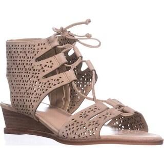 Vince Camuto Retana Wedge Sandals, Tumbleweed