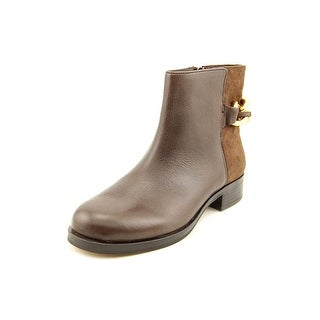 Sam Edelman Chester   Round Toe Leather  Ankle Boot