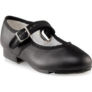 Capezio Dance Girls' Mary Jane 3800C Black
