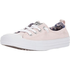 eff2a9cc6d8c Converse Chuck Taylor All Star Shoreline Slip Barely Rose White White Womens  10