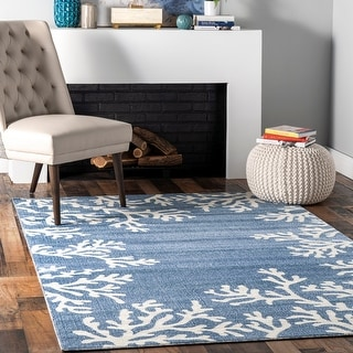 Link to nuLOOM Willow Indoor/Outdoor Area Rug Similar Items in Rugs
