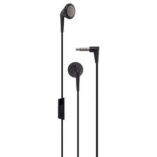 Premium BlackBerry 3.5mm Stereo Headset for Apple iPad 1 & 2, Apple iPhone, Most
