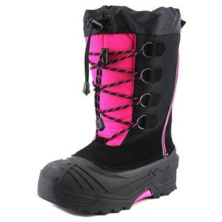 Baffin Young Icebreaker Round Toe Canvas Snow Boot