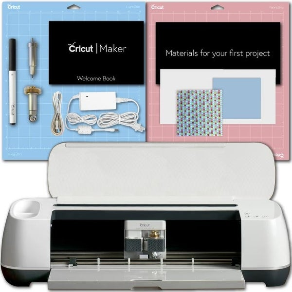 Shop Cricut Maker Machine Provocraft Digital Die Cutting Fabric