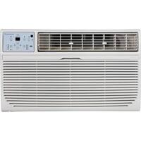 Keystone KSTAT08-1HC 8000 BTU 115V Through Wall Air Conditioner with 4200 BTU Heater & Follow Me Temperature Sensing Remote
