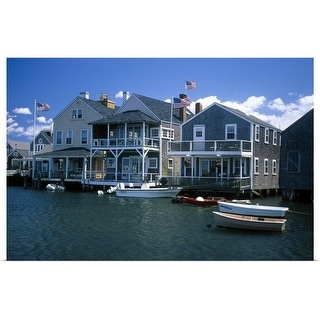 """Nantucket Island, Massachusetts"" Poster Print"