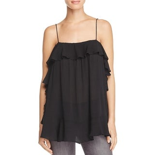 Intimately Free People Womens Blouse Solid Spaghetti Straps (More options available)