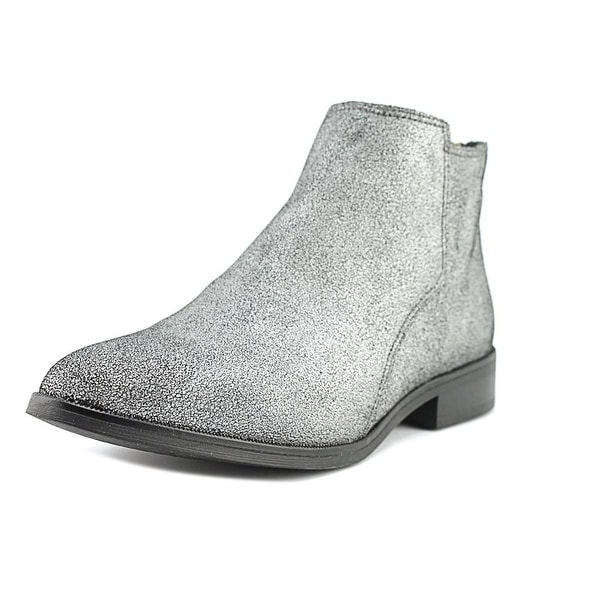 Design Lab Lord & Taylor Cory Pewter Boots