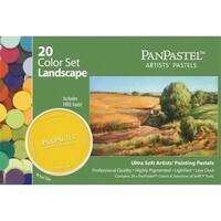 PanPastel PP30202 Ultra Soft Painting Pastels Set - Landscape