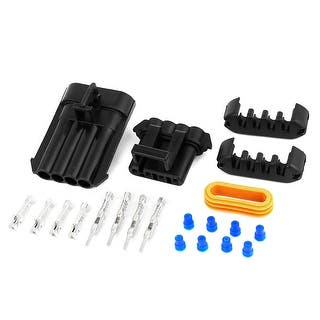 Unique Bargains Wire Connectors Plug 4 Pins 4 Position Waterproof Electrical Car Auto HID|https://ak1.ostkcdn.com/images/products/is/images/direct/3b97a5f9abc7d65ca255a1d49050e1c80fdae22d/Unique-Bargains-Wire-Connectors-Plug-4-Pins-4-Position-Waterproof-Electrical-Car-Auto-HID.jpg?impolicy=medium