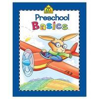Preschool Basics Workbook Ages 4-6
