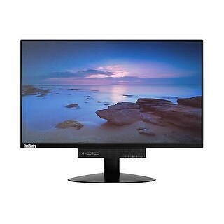 "Refurbished - Lenovo ThinkCentre 10KLPAR6WW 24"" LED Backlit LCD Monitor 1920x1080 14ms 1000:1"