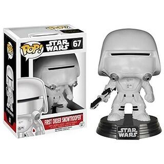 Star Wars: EP7 - Snowtrooper POP Figure Toy 3 x 4in