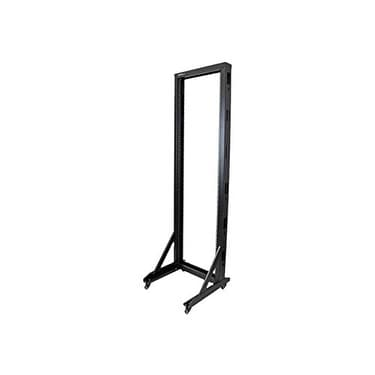 Startech 2-Post Server Rack With Sturdy Steel Construction 2Postrack42