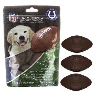 NFL Indianapolis Colts Dog Treats