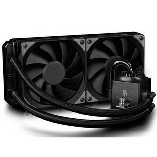 Deepcool 240 mm RGB CPU Liquid Cooler for LGA2011-V3 & AMD Socket AM4