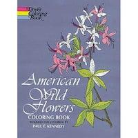 Dover - Coloring Book - Native American Masks