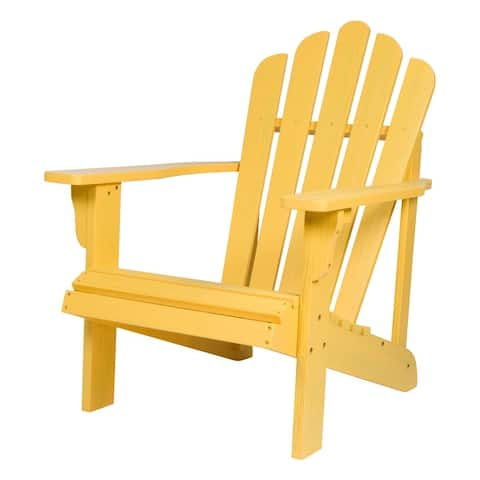 Westport II Adirondack Chair with HYDRO-TEX finish