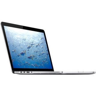 Apple MacBook Pro MD831LL/A Intel Core i7-3820QM X4 2.7GHz 16GB 512GB SSD, Silver (Scratch and Dent)