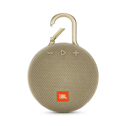 JBL Clip 3 Portable Waterproof Wireless Bluetooth Speaker - 6.5 x 4.3 x 2.2