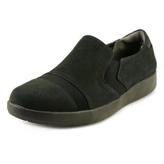 Rockport Desma  W Round Toe Leather  Walking Shoe