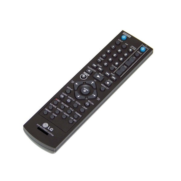 OEM LG Remote Control Originally Shipped With: DR298H, DR298H-M, DR787T