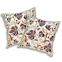 Buy Size 17 X 17 Red Throw Pillows Online At Overstock Our Best Decorative Accessories Deals