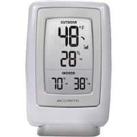 """AcuRite 00611A2 AcuRite Digital Indoor / Outdoor Temperature & Humidity Monitor - ± - ±5% Humidity Accuracy"""