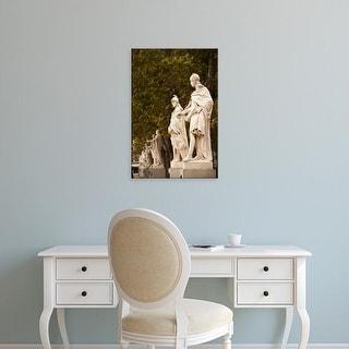 Easy Art Prints Walter Bibikow's 'Royal Palace' Premium Canvas Art