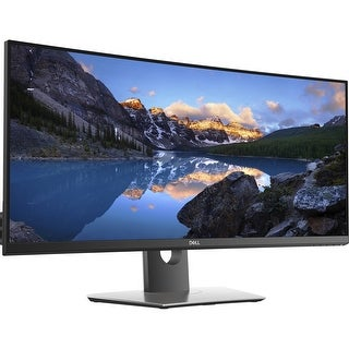 "Dell P3418HW 34"" 21:9 IPS Curved Monitor"