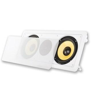 """Acoustic Audio HD-6c In-Wall 6.5"""" Center Channel Speaker In Ceiling 350 Watt"""