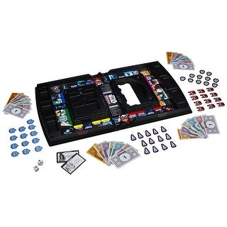 Star Wars Monopoly, Open and Play Game Case - multi