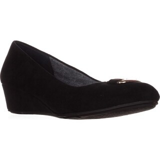 Dr. Scholls Vivien Comfort Wedge Pumps, Black