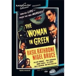 Sherlock Holmes: The Woman In Green DVD Movie 1945