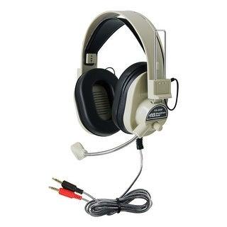 Deluxe Multimedia Headphone W/ Mic