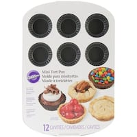 "Mini Tart Pan-12 Cavity 14.5""X10"""