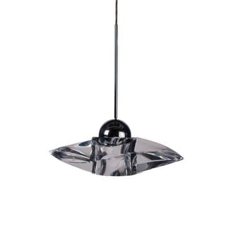 WAC Lighting MP-LED336 Sorriso 1 Light 3000K High Output LED Monopoint Mini Pendant - 7 Inches Wide