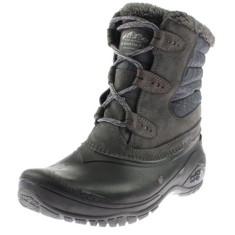 North Face Shellista II Women's Waterproof Cold Weather Snow Boots