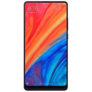 Xiaomi Mi Mix 2S 64GB Unlocked GSM Dual-SIM Phone w/ Dual 12MP Camera - black