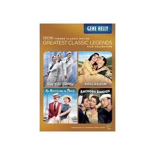 TCM GREATEST CLASSIC FILMS-LEGENDS-GENE KELLEY (DVD/4FE/4 DISC)
