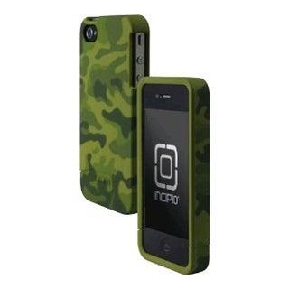 Incipio Slider Shell Case for Apple iPhone 4/4S EDGE - Olive Camo