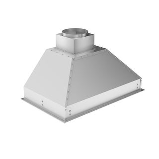 Link to ZLINE 34 in.  Range Hood Island Insert in Stainless Steel (721i-34) Similar Items in Large Appliances